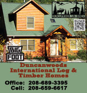 Duncanwoods International Log & Timber Homes