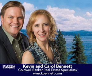 Kevin and Carol Bennett